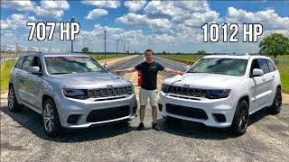 The Jeep Trackhawk Is Actually A BARGAIN For $100,000