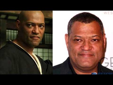 Laurence Fishburne | From Baby to 56 Year Old