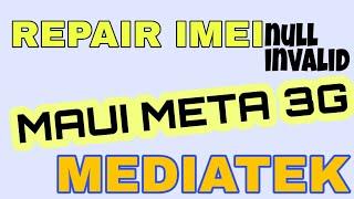 Repair Imei in Mediatek Phone using MAUI META Tool - MobTechGuru
