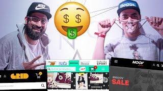 Comprando zapatillas online en Argentina! - Tiendas Multimarca (parte 2)