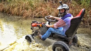 The Off-Road Beast Mower!!!