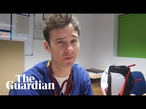 'My Covid-19 vlog': junior doctor shares insight amid coronavirus outbreak