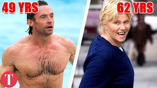 10 Married Celebrities With HUGE Age Differences