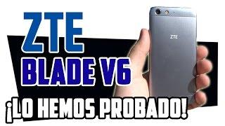 Video ZTE Blade V6 hMIbUND10E4