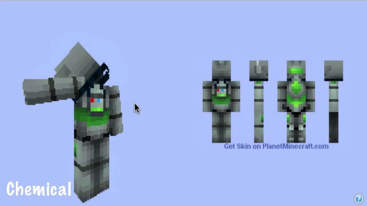 Minecraft: Top 10 Skins