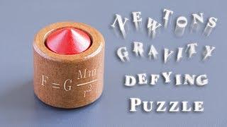 Newton's Gravity Defying Puzzle