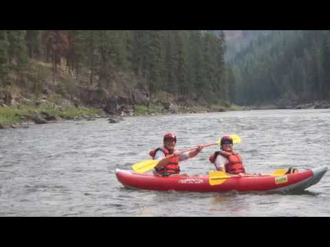 Rafting Idaho's Salmon River with Sawtooth Adventure Company