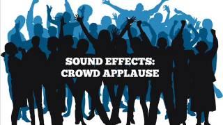 Sound Effects: Crowds applause - sample applausi - effetti sonori