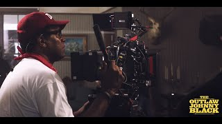 The Outlaw Johnny Black Crew - Director of Photography & Cinematographer Keith Smith