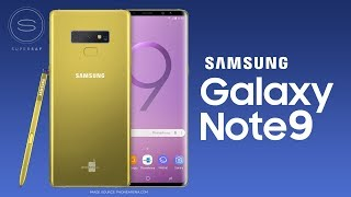Samsung Galaxy Note 9 is OFFICIAL