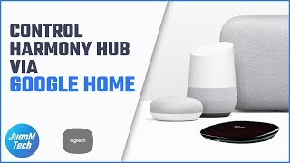 How to control TV with Google Home and Harmony Hub