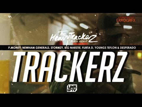The Heavytrackerz - TRKRZ Ft. Stormzy, P Money, D Double E, Youngs Teflon + MORE @Heavytrackerz