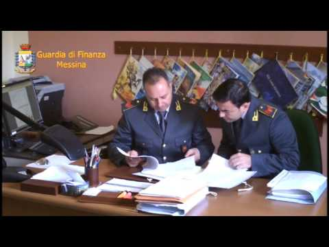 Operazione Gioco Sporco della Gdf di Messina