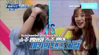 [ENG SUB] [EP6 Cut] Super Junior vs (G)I-DLE : SuperJuniorTv S2