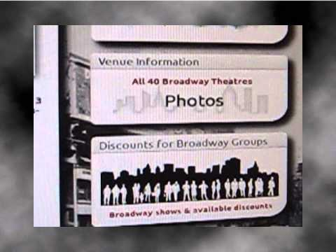 All Tickets Halloween Broadway Group Discount & Comps Video