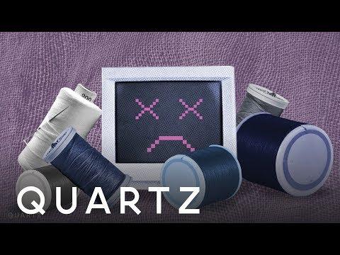 The High-Tech Future Of Fashion ...