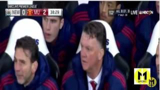 Newcastle vs Manchester United 3 - 3 Rastet dhe Golat