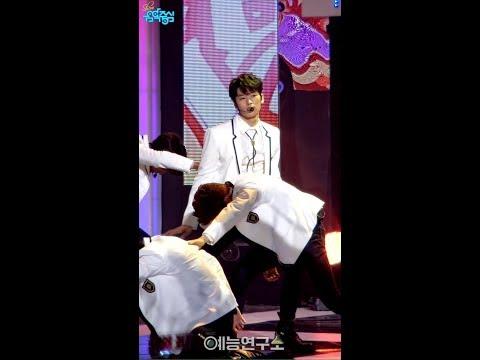 [예능연구소 직캠] 더보이즈 소년 주연 Focused @쇼!음악중심_20171216 Boy THE BOYZ JUYEON