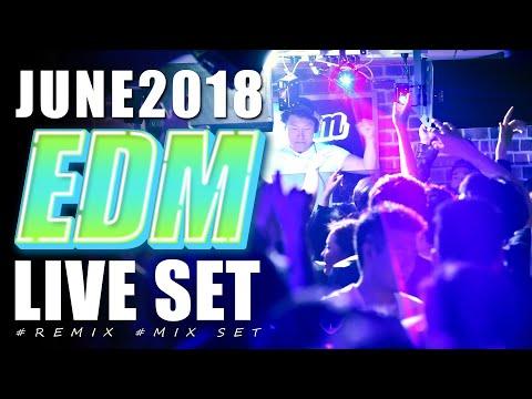 Club Dance Mix / Electro Mashups Remixes - 2018 June 클럽노래