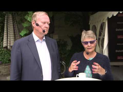Politik och företagande – intervju med Maud Olofsson och Leif Östling från Almedalen