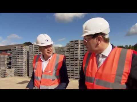 """Building Tomorrow"" – a CIOB programme produced in partnership with ITN Productions."