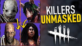 Dead By Daylight - The KILLERS UNMASKED!