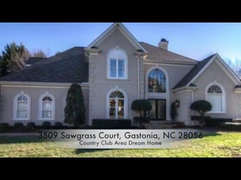 3509 Sawgrass Court, Gastonia NC 28056 lower level BRANDED