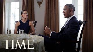 Barack Obama & Misty Copeland On Race, Body Image & Staying Humble | The Influencers | TIME
