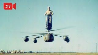 Những vật thể bay vĩ đại mà con người từng chế tạo