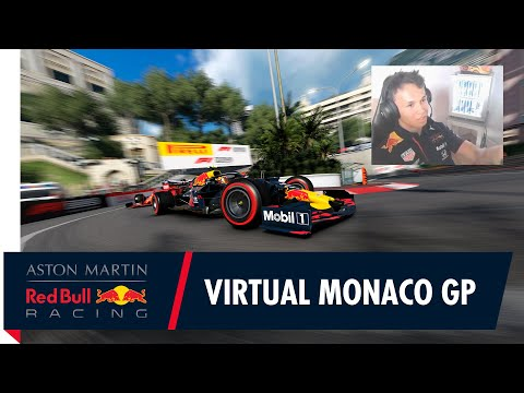 Monaco F1 Virtual Grand Prix Highlights with Alex Albon and surfer Kai Lenny