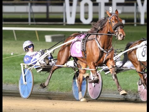 2016 Breeders Crown 3-Year-Old Filly Pace-Call Me Queen Be
