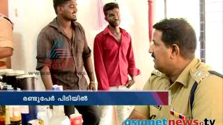 Two arrested in Beverages outlet theft in Trivandrum