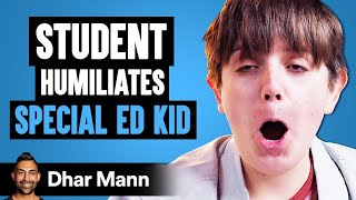 Student Humiliates Special Ed Kid ft. Lewis Howes   Dhar Mann