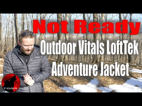 Outdoor Vitals LoftTek Adventure Jacket – Trail Review
