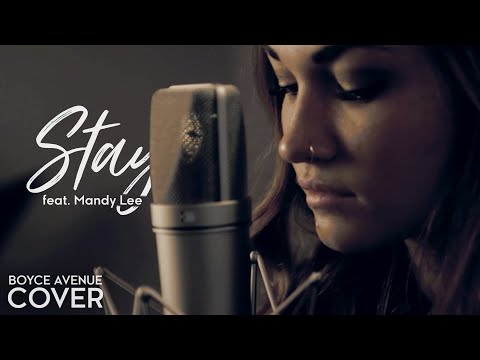 Baixar Stay -Rihanna ft. Mikky Ekko(Boyce Avenue ft. Mandy Lee of MisterWives cover) on iTunes & Spotify