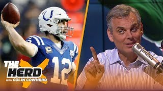Colin Cowherd 3-Word Game after NFL Week 15 | NFL | THE HERD