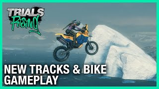 Polar Tracks and Scarab Bike Gameplay preview image