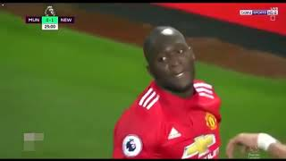 live.. Manchester United vs Newcastle 4-1 Extended FULL HD