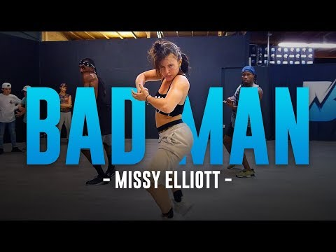 Bad Man by Missy Elliott - Choreography by Janelle Ginestra - @immaspace