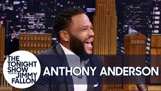 Anthony Anderson Will Graduate from Howard with His Son in 2022
