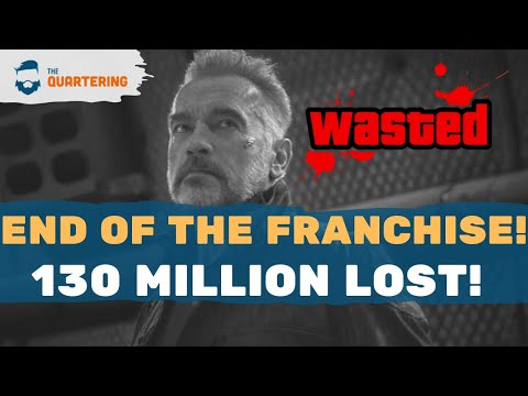 Terminator: Dark Fate KILLED The Franchise! Massive Loss
