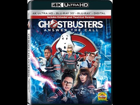 Ghostbusters in 3D 2016