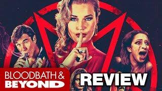 Satanic Panic (2019) - Movie Review