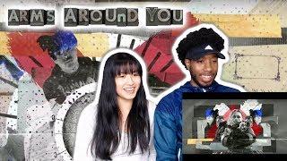XXXTENTACION & LIL PUMP FT. MALUMA & SWAE LEE - ARMS AROUND YOU | MUSIC VIDEO REACTION