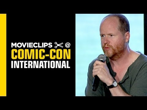 Comic-Con: Joss Whedon Highlights Conversation - Nerd HQ (2013) HD - Nathan Fillion