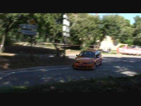 Course de côte de Biot 2008 (1ere partie)