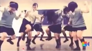 WTF Japan! Best Japanese High School Kids Compilation #1 -  After School -  School Festival