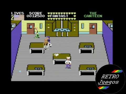 Mikie (Commodore 64) - Review de RETROJuegos por Fabio Didone