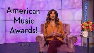 Wendy Williams on Christina Aguilera's Tribute to Whitney Houston at The AMA's 2017