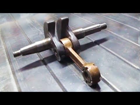 Что сделать из коленвала бензопилы?! Полезные самоделки. photo